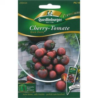 Cherrytomate, Black Cherry